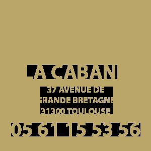 Restaurant La Cabane Toulouse Grande Bretagne