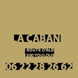 Restaurant La Cabane Toulouse Route d'Albi