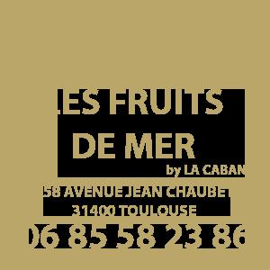 Les Fruits de Mer by La Cabane